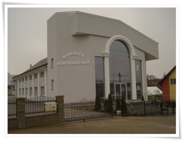 Biserica Penticostala Ipotesti