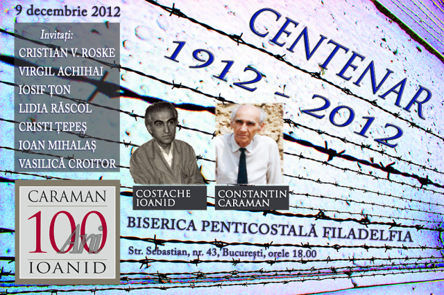 Costache Ioanid centenar