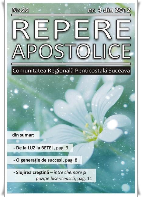 Repere Apostolice nr.22