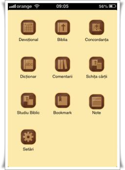 biblia pe Iphone
