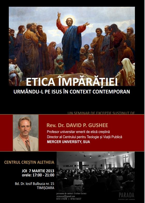 Etica Imparatiei