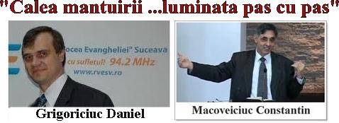 Grigoriciuc Daniel si Macoveiciuc Constantin