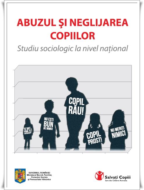 Abuzul si neglijarea copiilor