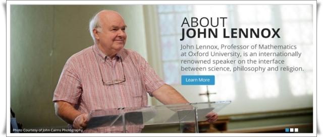 Groparul lui Dumnezeu, John C. Lennox