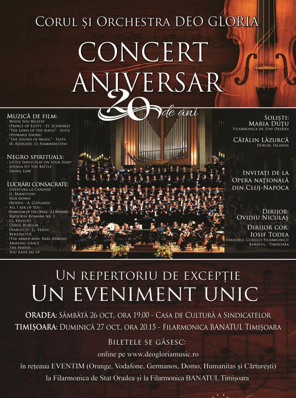 Concert Deo Gloria