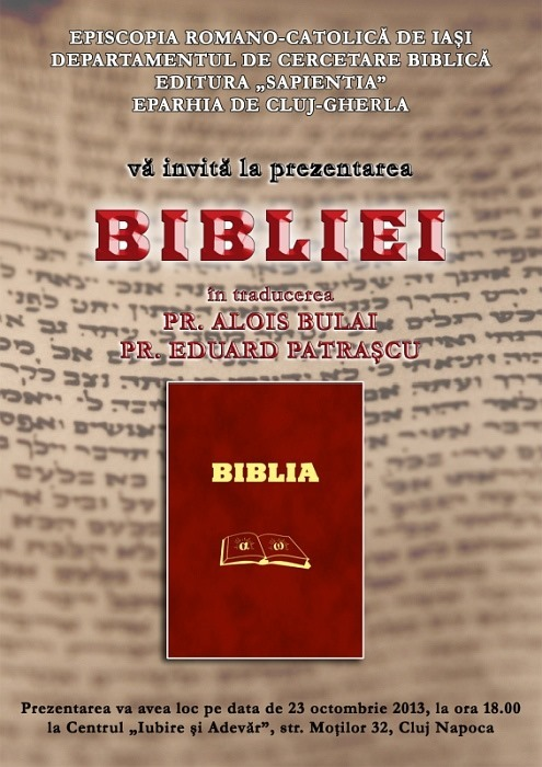 biblia Sapientia