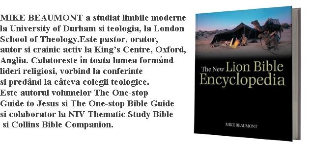 Noua enciclopedie a Bibliei Mike Beaumont