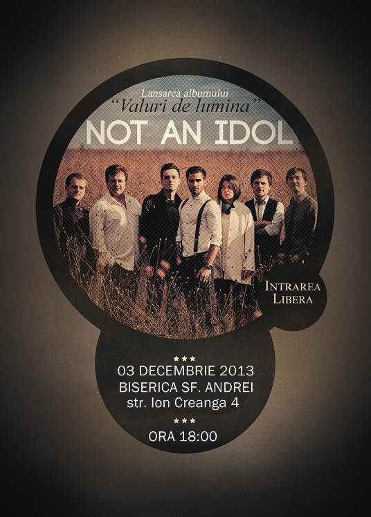 not an idol la Suceava
