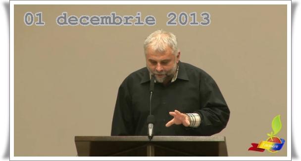 Vladimir Pustan - 01 decembrie 2013