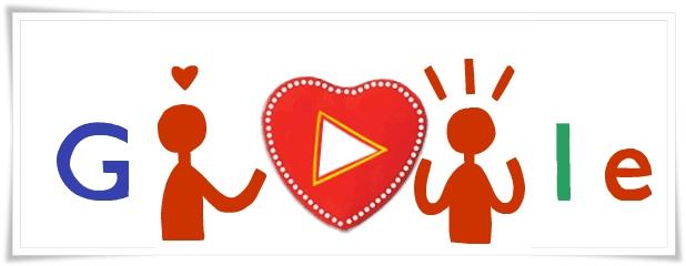 google valentine's day