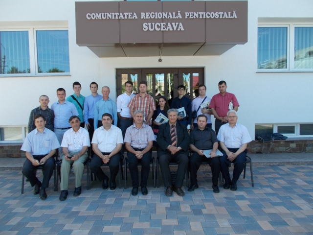 Absolventi Seminarul Biblic Suceava 2014