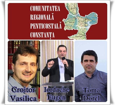 Comunitatea REgionala Penticostala Constanta 2014 - 2018