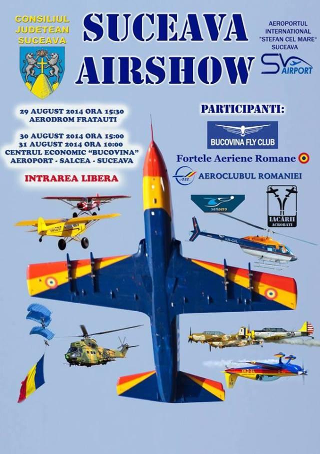Suceava Airshow 2014