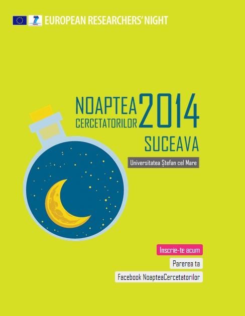 noaptea cercetatorilor 2014