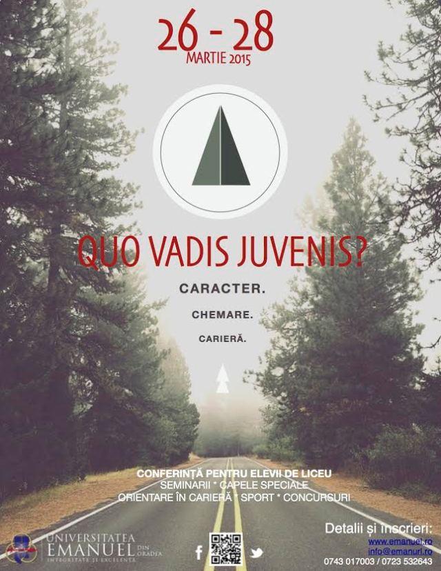 Quo Vadis Juvenis