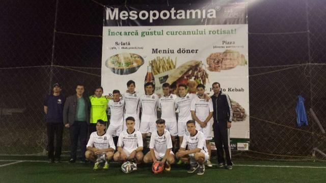 campionatul National de Fotbal al liceelor evanghelice din Romania