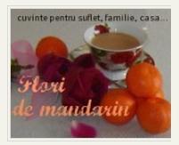 flori de mandarin