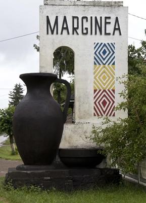 localitatea Marginea