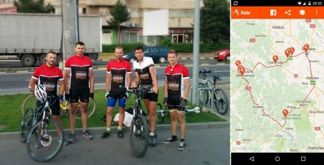 pedalez pentru Alex - Suceava-side