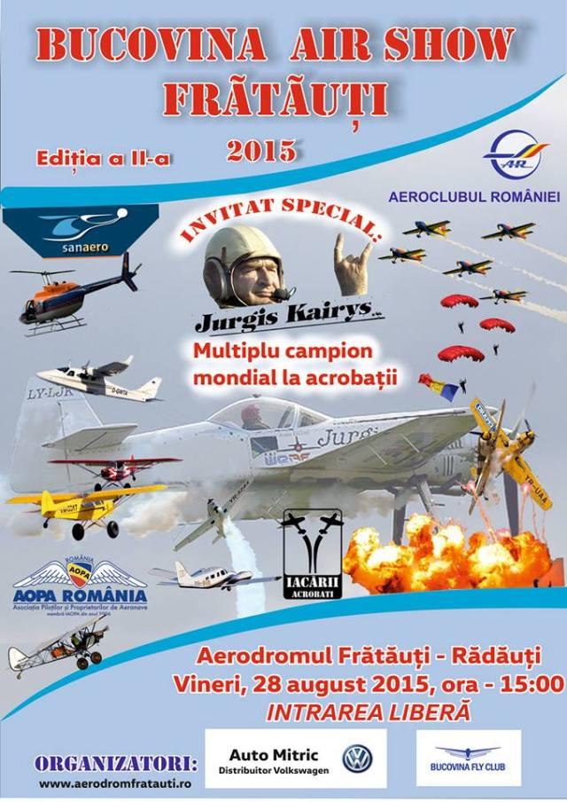 Bucovina Airshow Fratauti