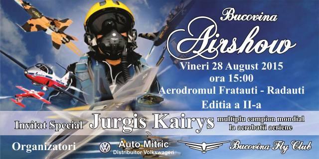 Bucovina Airshow