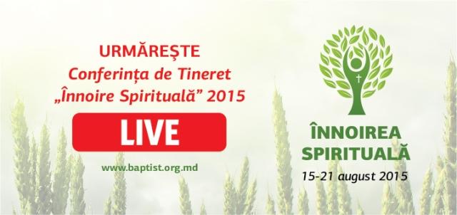 Conferinta Innoirea Spirituala