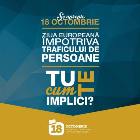 ziua europeana impotriva traficului de persoane