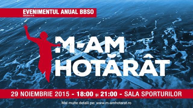 evenimentul BBSO 2015 LIVE