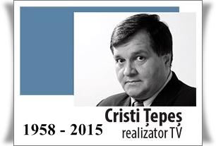 Cristi Tepes inmormantare