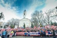 protest familia Bodnariu Suceava15