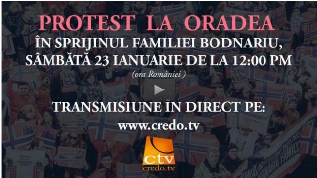 protest Oradea