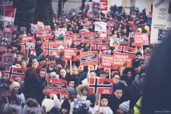 Protest pentru familia Bodnariu Suceava16