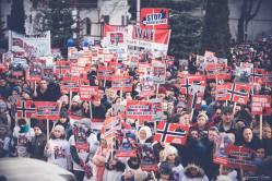Protest pentru familia Bodnariu Suceava17
