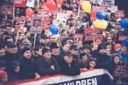 Protest pentru familia Bodnariu Suceava22