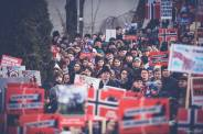 Protest pentru familia Bodnariu Suceava27
