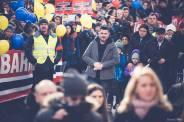 Protest pentru familia Bodnariu Suceava30