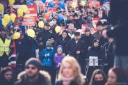 Protest pentru familia Bodnariu Suceava34