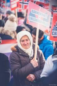 Protest pentru familia Bodnariu Suceava40