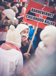 Protest pentru familia Bodnariu Suceava49