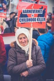 Protest pentru familia Bodnariu Suceava51