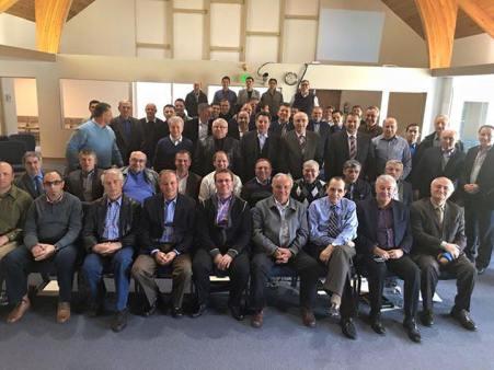 Conducerea Bisericilor Romane Penticostale Romane Assemblies of God din Statele Unite ale Americii si Canada