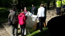 curatenie Parc Sipote Suceava aprilie 201605