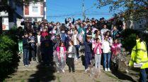 curatenie Parc Sipote Suceava aprilie 201608