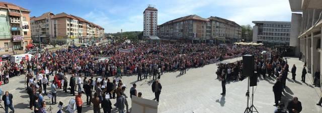 Protest Suceava 16 aprilie 2016
