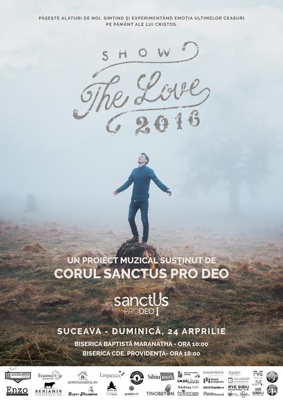 Show the Love 2016 suceava