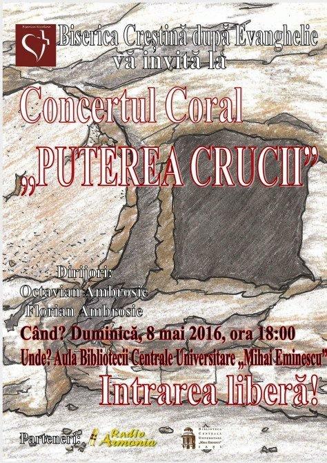 iasi-concert-coral-puterea-crucii