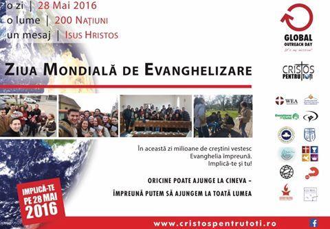 Ziua Mondiala de Evanghelizare