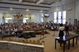 Scoala Biblica de vacanta 2016 ziua 2