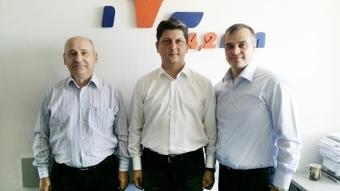 Virgil Achihai, Titus Corlatean, Daniel Grigoriciuc