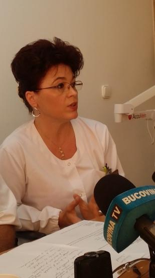 biolog Cârceanu Mihaela